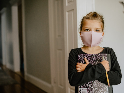 What if a New Jersey IEP team disagrees about a student's mask wearing?