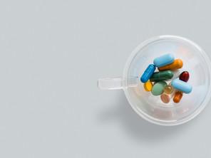 Tomar um remédio para se curar?