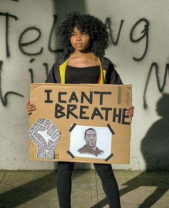 Black Lives Matter Protest In Berlin Germany