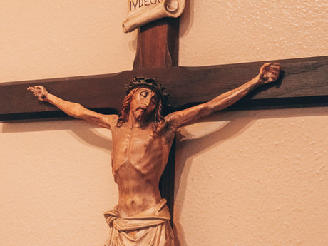 The Crucifixion of Jesus - a study of Matthew 27:41-52