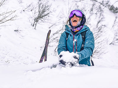 Learn how to ski off piste