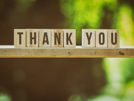 10 Easy and Effective Ways to Thank Your Donors