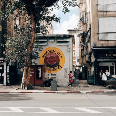 L'immobilier commercial à Tel Aviv se révèle extrêmement fragilisé par la crise du Covid-19