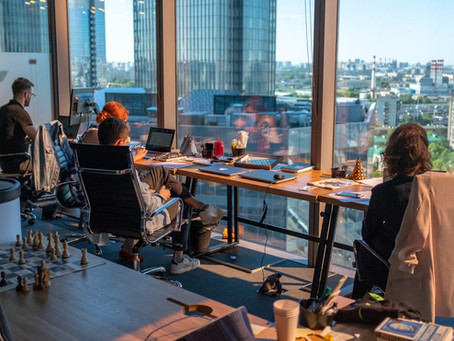 The future of the workplace: Embracing change and fostering connectivity