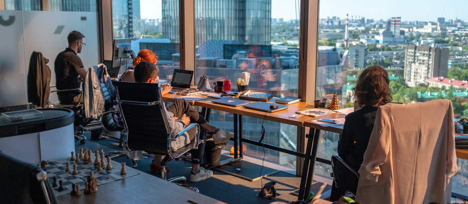 Our top 5 tools for flexible working