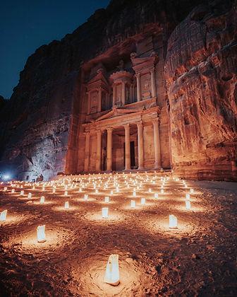 Petra, Jordania, Egipto, El Cairo