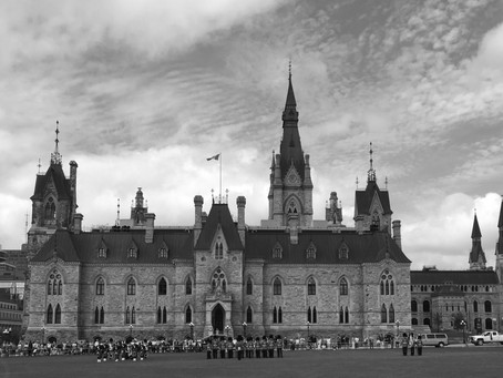 From Ottawa with Love by Larry Peckford