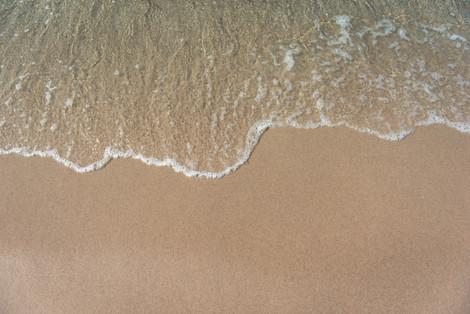 SEA GLASS OBJECT- OCEAN by MILENA KLING