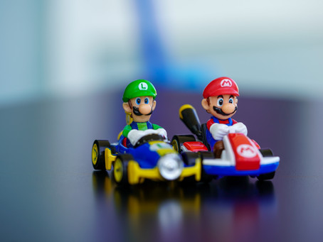 Can Mario Kart Teach Us About Sustainability?