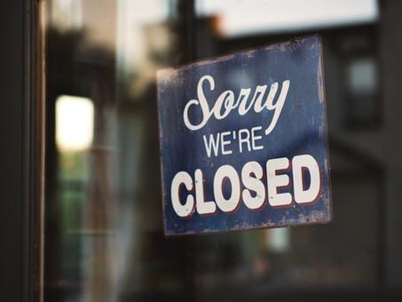 Urgent PHGC Closure Notice to Members