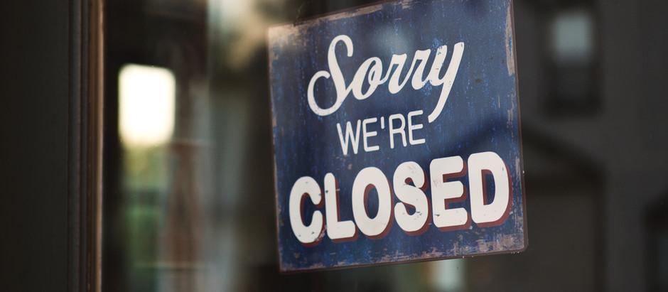 Πόσο κοστίζει μία κλειστή επιχείρηση όσο είμαστε σε lockdown;