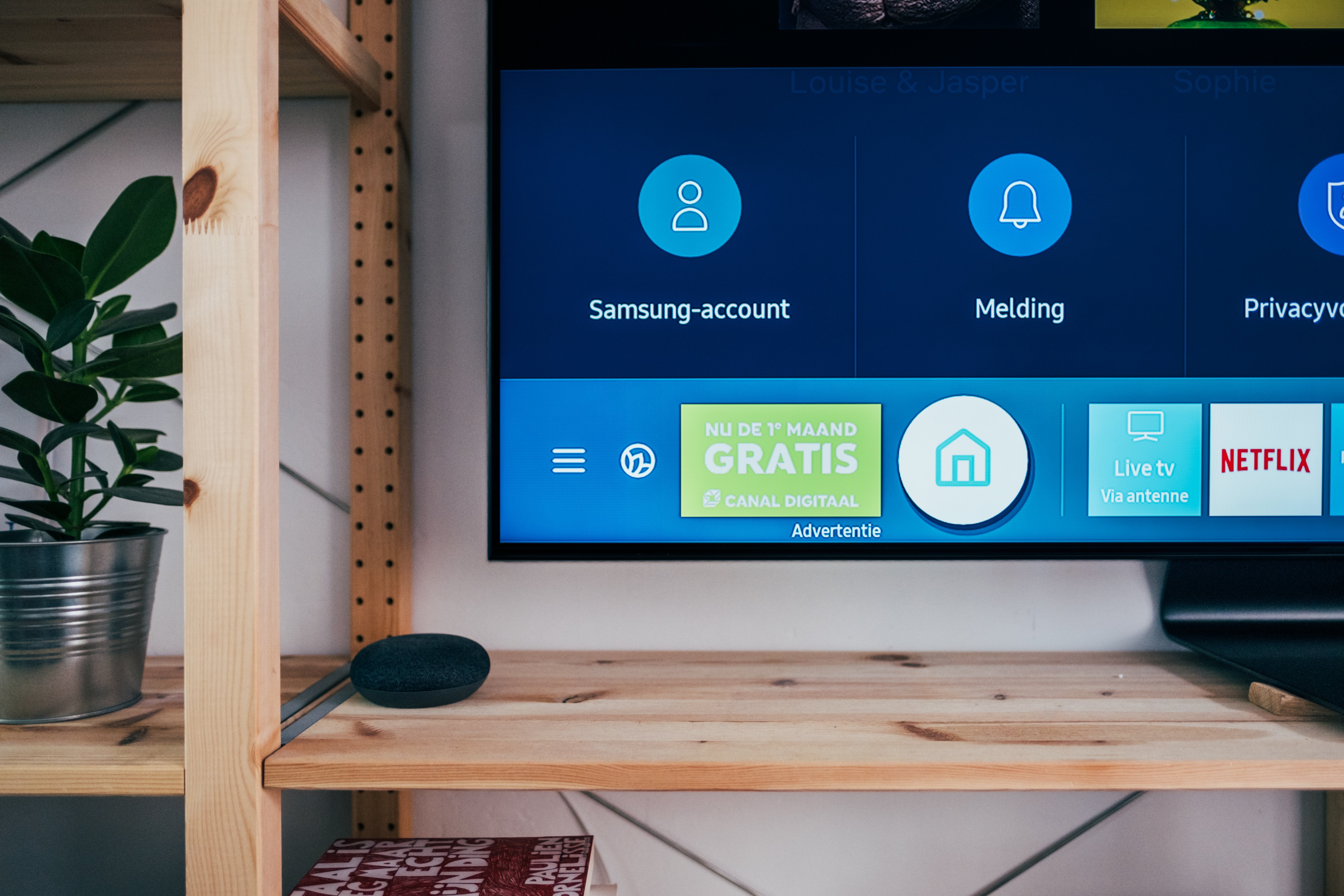 The Smart Homes