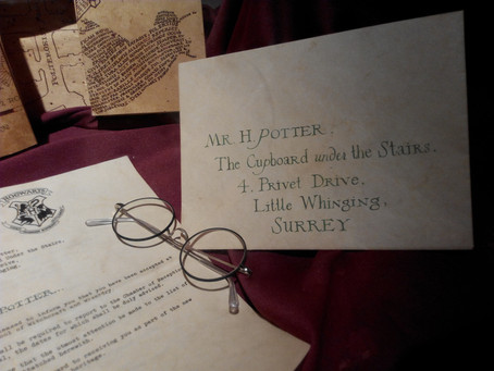 Want Harry Potter Magic Delivered to Your Door?