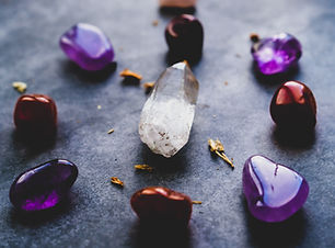 Reiki with Crystals Therapy & Aromatherapy