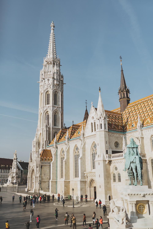 Matthias Church in Buda