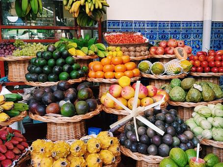 Brasil e a Exportação de Frutas