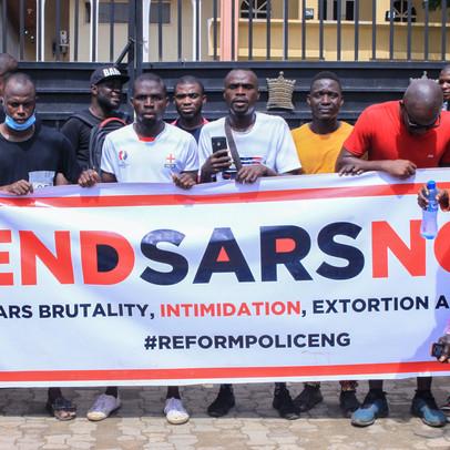 #EndSARS: What is happening in Nigeria?
