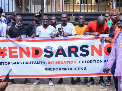 #EndSARS: What is happening in Nigeria?