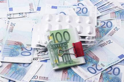 money and medicines