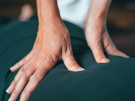 Lower back spasm treatment