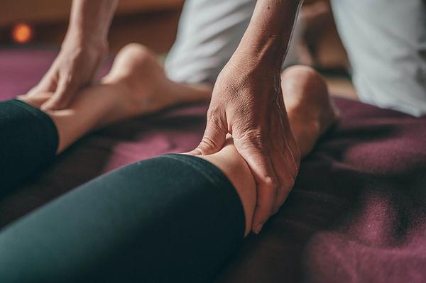 Massage des pieds et des jambes | Paris 14