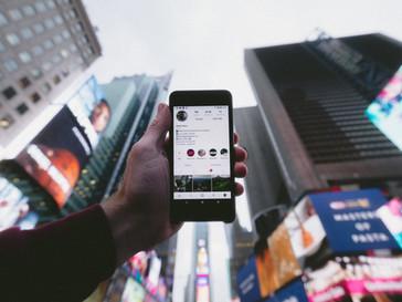 Wie Groß sollen die visuellen Inhalte bei Instagram und Facebook sein?