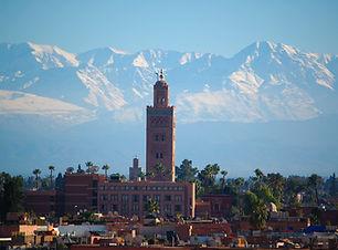 CK HAMIDI Velký okruh Marokem: Marrákeš