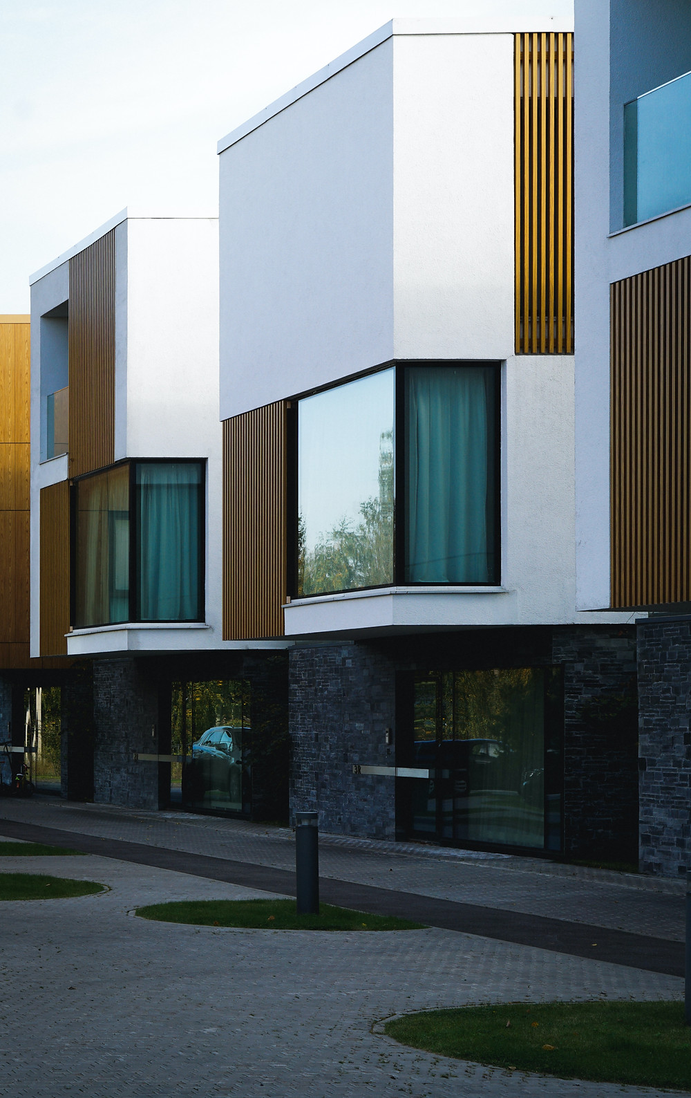 Adelaide townhouses - South Australian Community Title