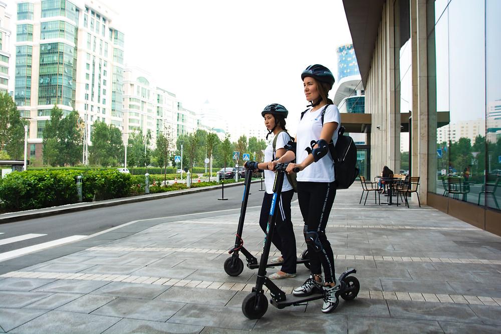scooter süre kişiler