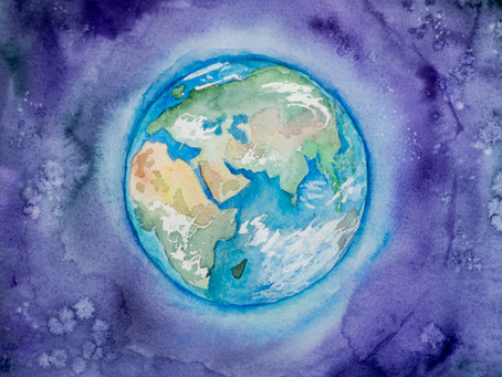 Peace on Earth, for Earth's Sake