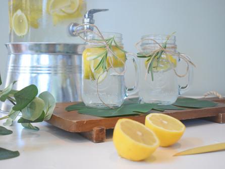 Lemon Detox Drinks
