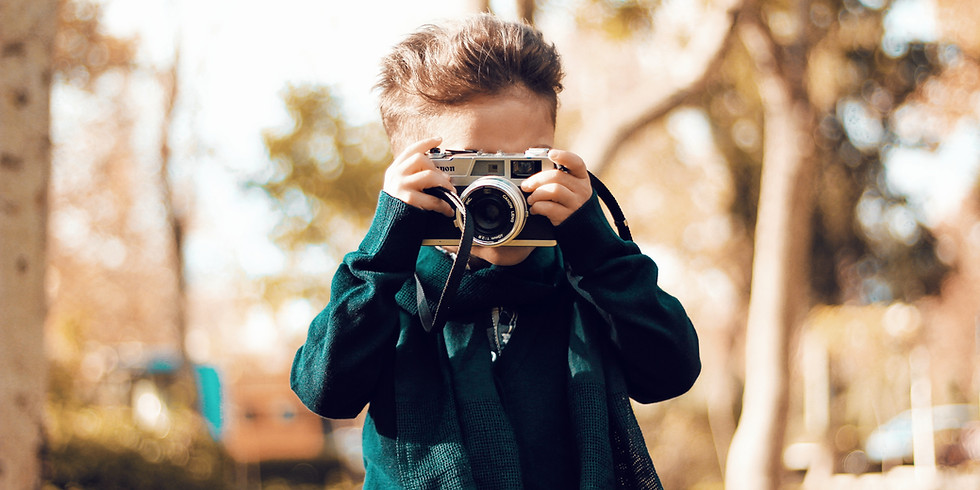 Atelier de fotografie Sedinta 3, 6-12 ani