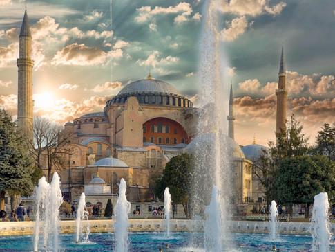 On Hagia Sophia