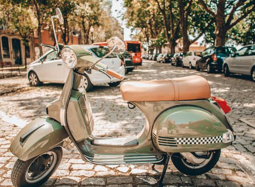 Location de scooter à Porto