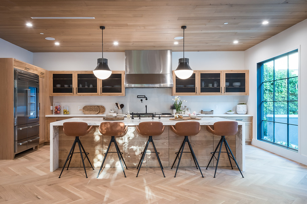 A renovated kitchen can help you sell your home for more money and sell your home faster.