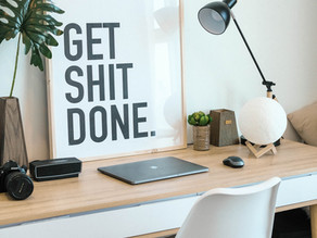 Are you spending more time figuring out how to be productive than actually being productive?