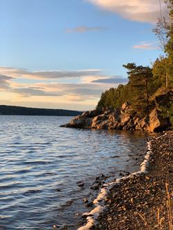 Earthy Naturals - Overlooking water