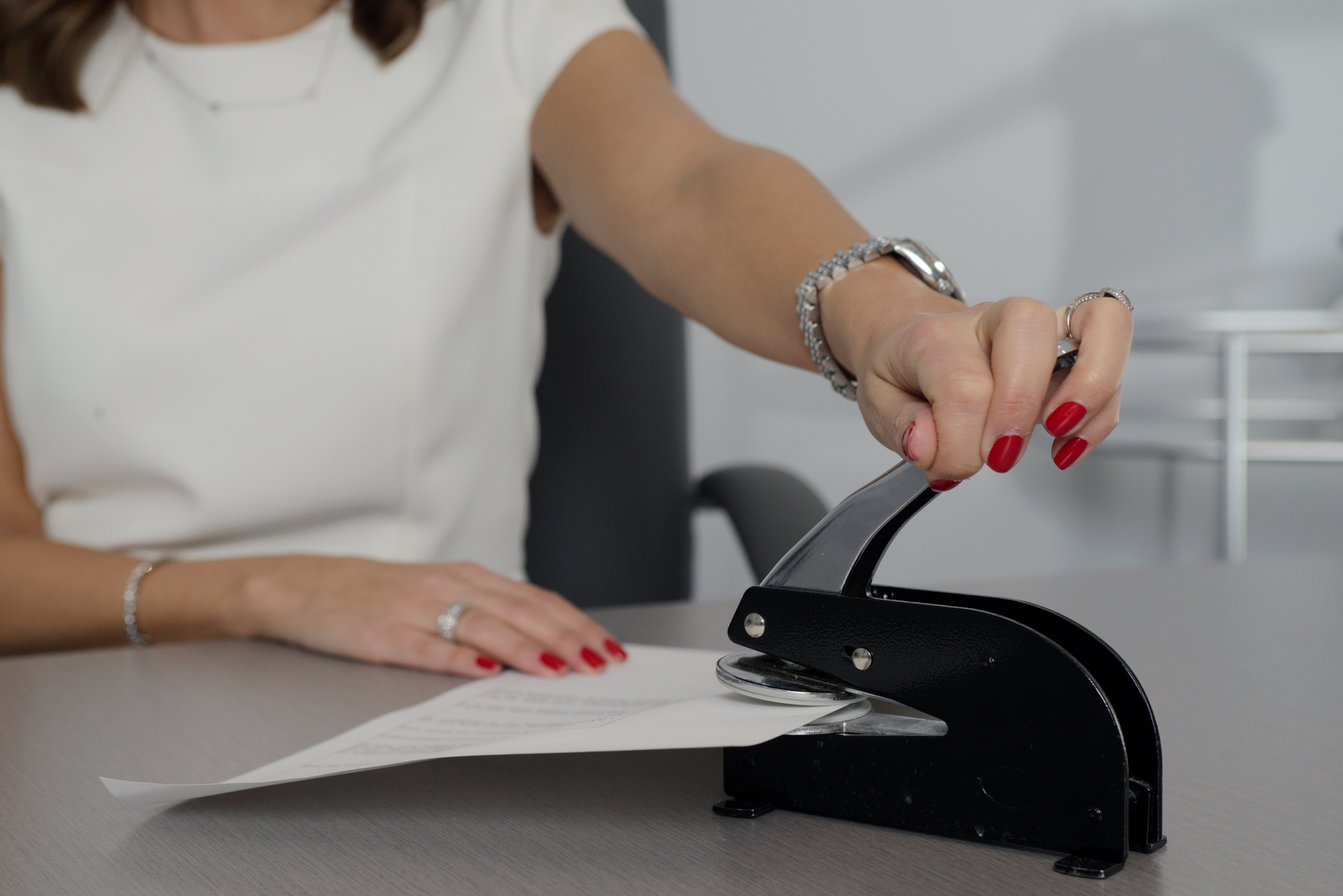 Notary Service - Depositions