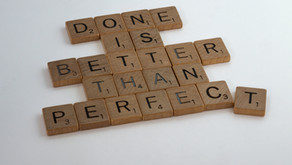 Tip 1: Acknowledge your perfectionistic behavior!
