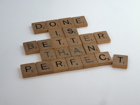 The Dark Side of Perfectionism:  4 Ways it Gets in the Way of Achieving your Goals