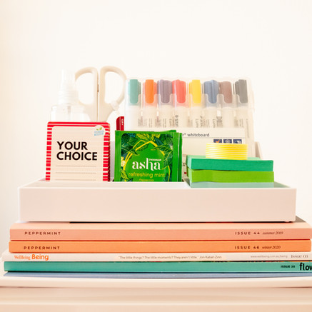 4 Big Tips on How to be Organized This Year