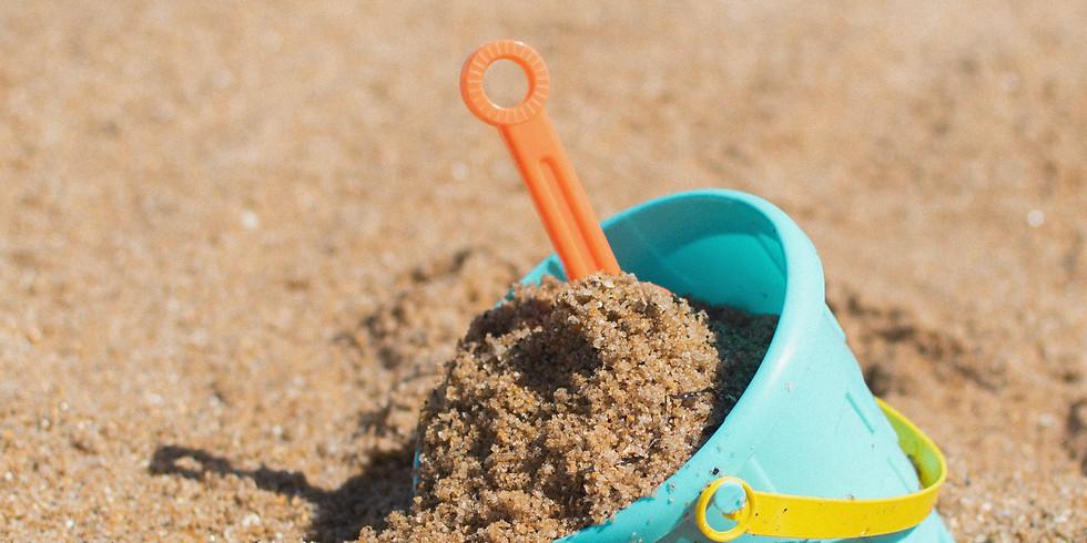 Kinetic Sand Take and Makes