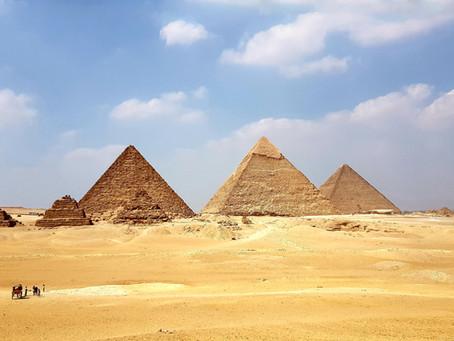 Faça um tour pelas pirâmides - de casa! | Nível intermediário