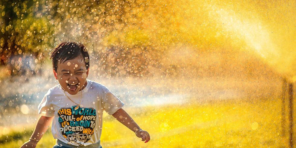 Preschool & Kinder Playtime- Zube Spray Park