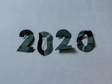 2020 – Good riddance!