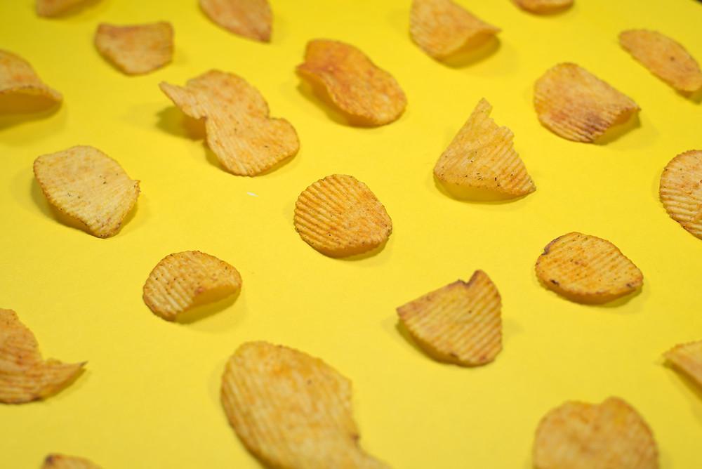 comment faire des chips