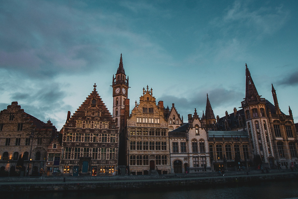 Ghent is the one of Europe's best cities to visit