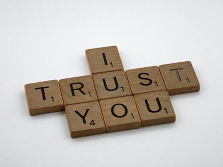 Trust is effing HARD!