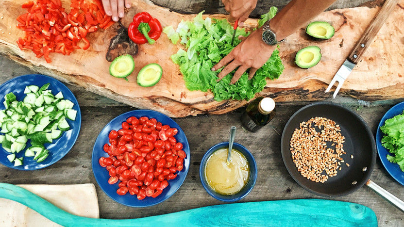 Life Performance Blog: The Benefits Of Preparing Your Meals In Advance