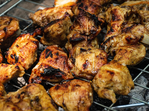 Tangy Barbecue Chicken